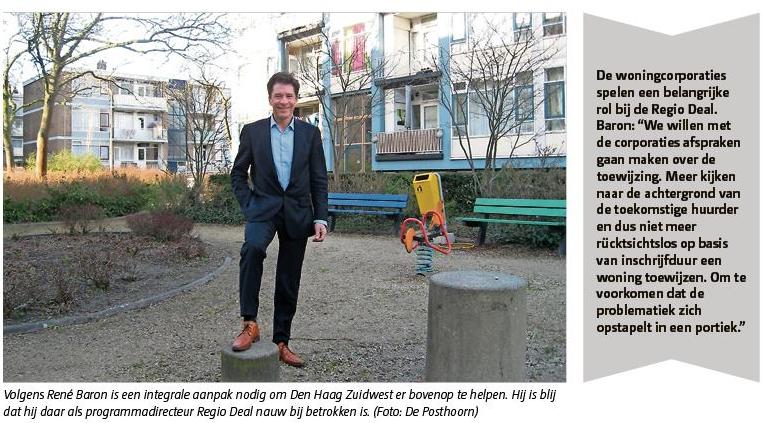 Nieuw fundament Den Haag Moerwijk Coöperatie Regiodeal Zuidwest interview René Baron sociale coöperatie 13 maart 2019