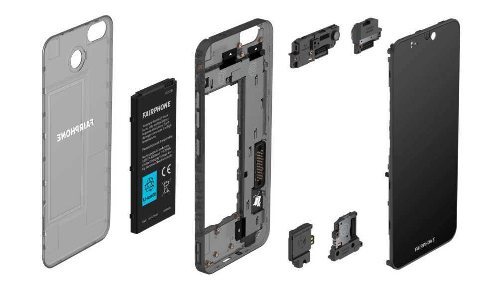 Fairphone 3! The phone that dares to be fair #daretocare