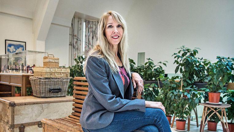 Wethouder Liesbeth van Tongeren Gemeente Den Haag Moerwijk Coöperatie Duurzaamheid Energietransitie