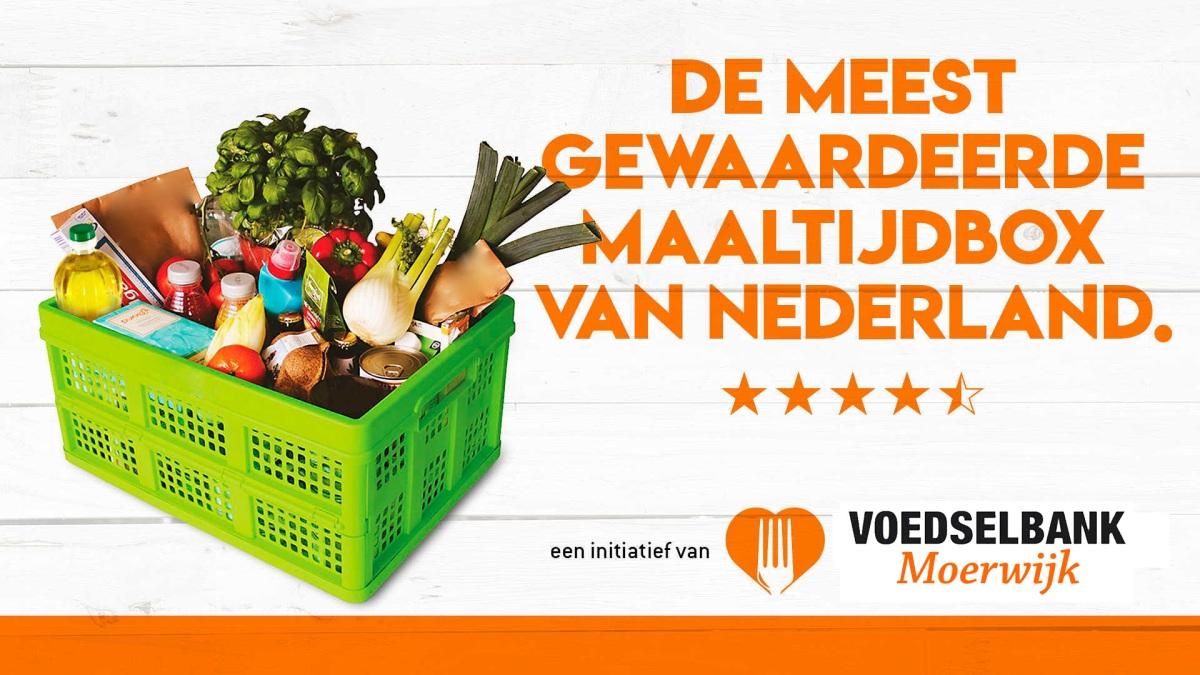 Voedselbank start Maaltijden project in Moerwijk – artikelNRC